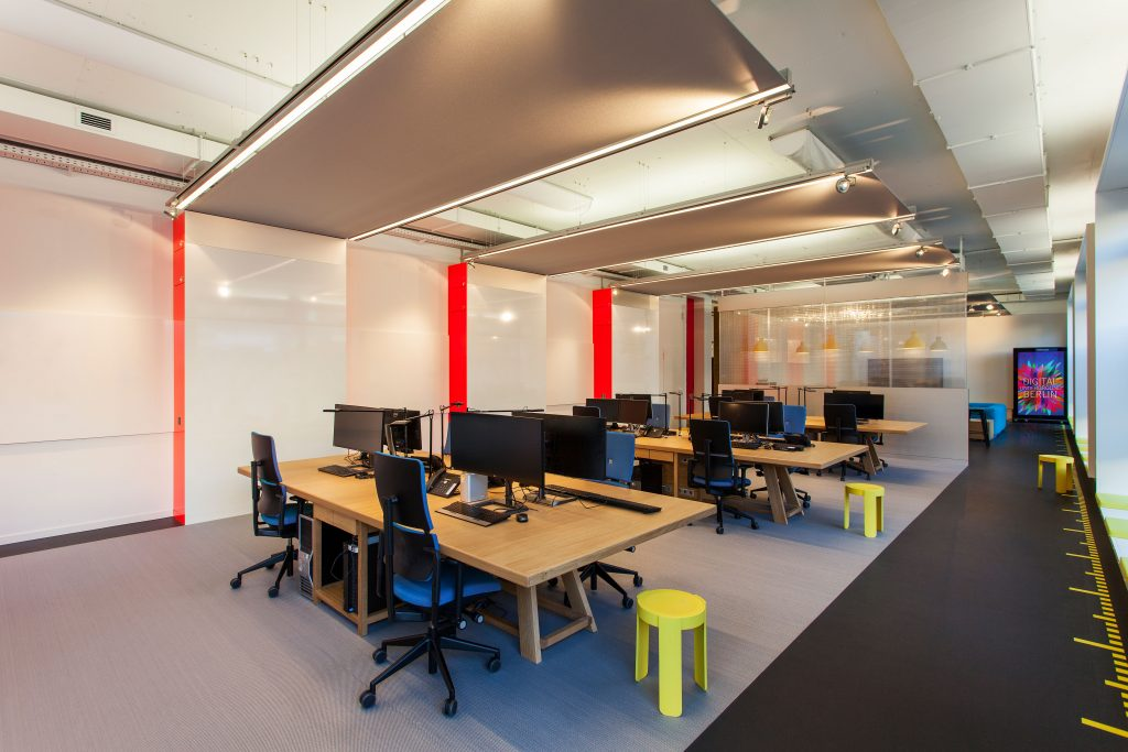 how can an office become a living brand identity berlin digest