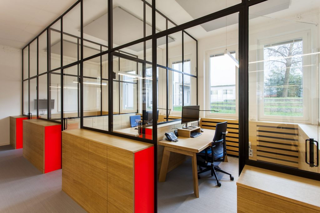 Smart Digital Office, Wall AG Headquarter In Berlin, Design By IONDESIGN  Berlin